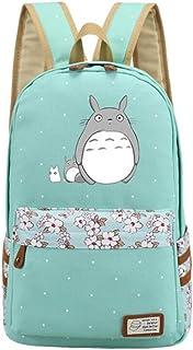 Siawasey Anime My Neighbor Totoro Bookbag Backpack School Bag