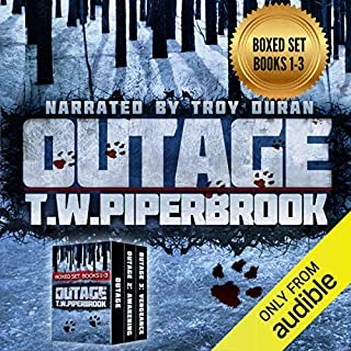 Outage Boxed Set: Books 1-3 audiobook cover art