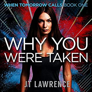 Why You Were Taken audiobook cover art