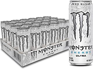 Monster Energy Zero Ultra Case, 355ml (Pack of 24)