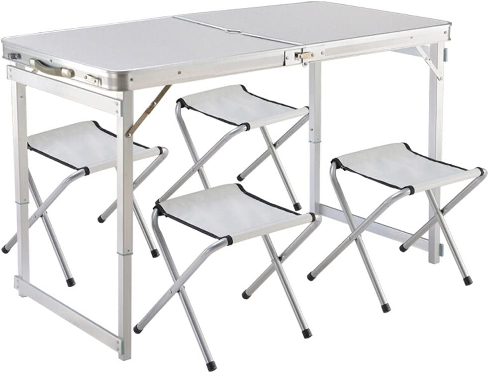PIAOLING Outdoor store Portable Table Memphis Mall Folding O