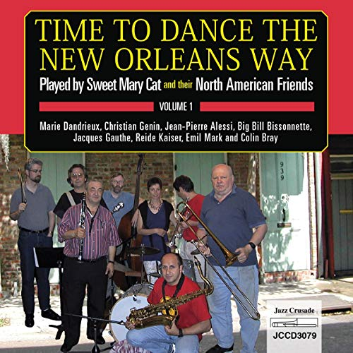 Time to Dance The New Orleans Way