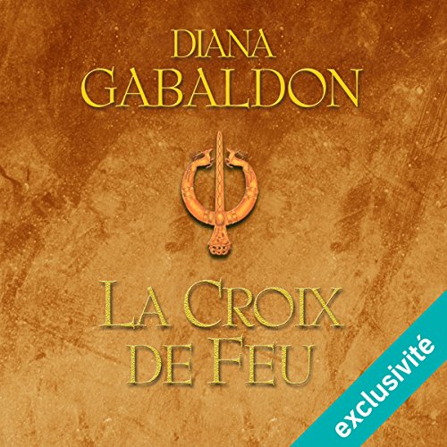 La croix de feu audiobook cover art