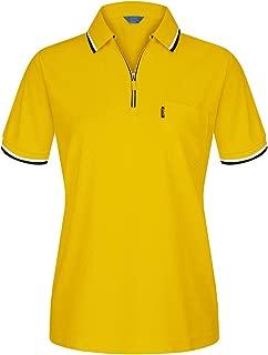 Women's & Ladies Light & Cool Sporty Short Sleeve Polo Shirts