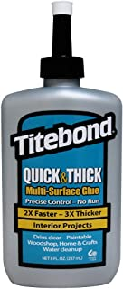 Titebond Quick & Thick Multi-Surface Glue by Titebond