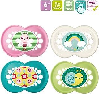 Amazon.es: babywaren24 - Chupetes / Chupetes y mordedores: Bebé