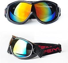 WANGQI Fietsbril, fietsbril, gepolariseerde sportbril, motorbril, skibril, racebril, veiligheidsbril, hoogwaardige zandbes...