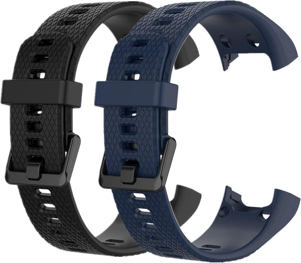 HUABAO Watch Strap Compatible with vivosmart Garmin Excellent Adjustabl HR Time sale