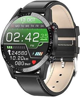 Smart Watch IP68 impermeable Bluetooth Smart pulsera EKG + PPG Pulsómetro Smartwatch para Android 5.0 y superior, IOS8.0 y superior