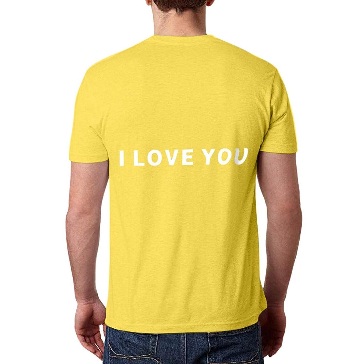 I Love You Three Thousand Times Thank You Fan End Game -Man Women Couple Minimalist Tees T-Shirt