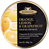 Simpkins - Drops Orange, Lemon & Grapefruit - 200g -