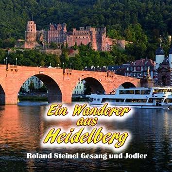Ein Wanderer aus Heidelberg (Fröhliche volksmusik)