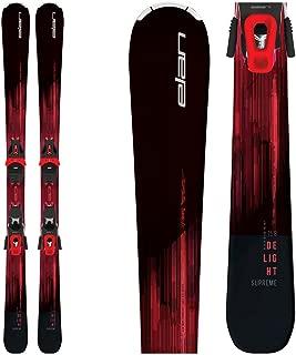Elan Delight Supreme Womens Skis with ELW 10 GW Bindings