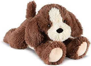 Vermont Teddy Bear Stuffed Dog - Toy Dog, 15 Inch, Belly Dog