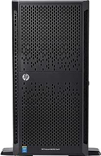 HP ProLiant ML350 G9 Tower Server, 2 x Intel 8-Core CPUs, 128GB DDR4 RAM, 4TB SSDs, RAID (Renewed)
