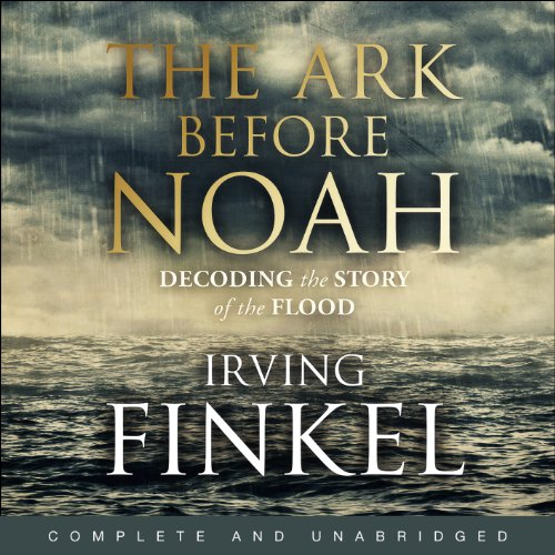 The Ark Before Noah cover art