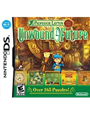 Professor Layton 3 and the Lost Future Game DS