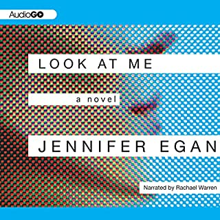 Look at Me audiobook cover art