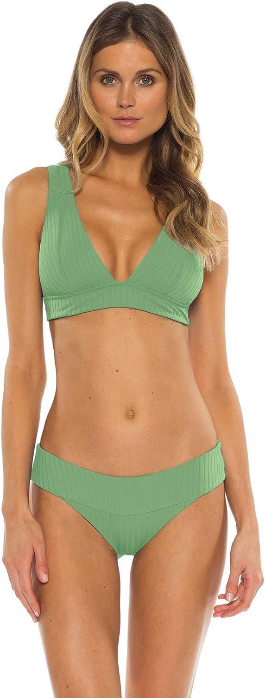 Becca by Rebecca Virtue Women's Loreto Classic Bikini Top