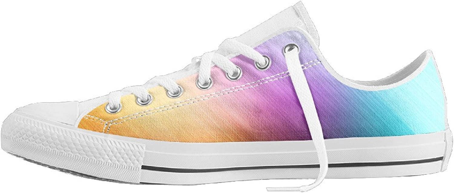 Vcvca Like Light Unique Flat Canvas shoes for Men and Women Unisex