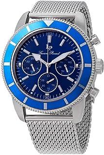 Lucien Piccard Douglas Quartz Blue Dial Men's Watch LP-28019MF-33