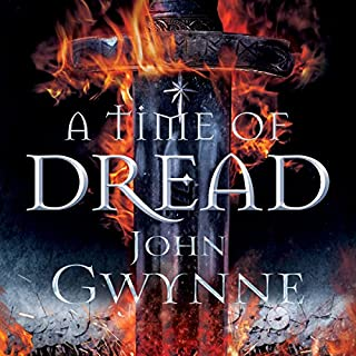 Couverture de A Time of Dread