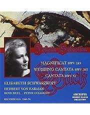Schwarzkopf And Gedda Karajan - Bach: Magnificat