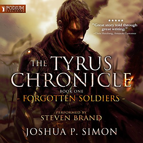 Forgotten Soldiers audiobook cover art