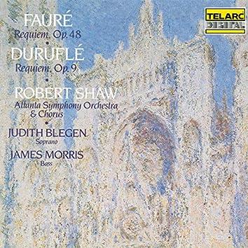 Fauré: Requiem, Op. 48 - Duruflé: Requiem, Op. 9