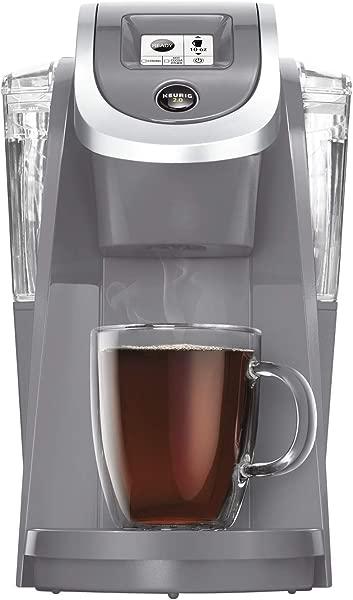 Keurig K200 Single Serve K Cup Pod Coffee Maker Cashmere Gray Limited Edition