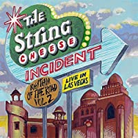 Rhythm of the Road, Vol. 2: Live in Las Vegas by The String Cheese Incident