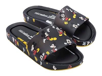 Mini Melissa Beach Slide + Mickey Friends III (Little Kid/Big Kid)