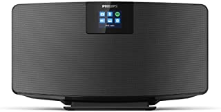 Philips Audio TAM2805/10 Internetradio, DAB+ Radio (WiFi, Bluetooth, Spotify Connect, Alarmfunctie, Stereogeluid, TFT-Disp...