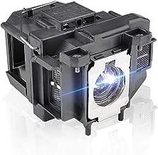 Replacement Lamp PowerLite Elplp67/V13h010l67 Projector Lamp, LBTGROUP PowerLite Home Cinema 710 750HD EX7210 EX3210 EX3212 EX5210 H429A VS210 VS220 MG-850HD PowerLite 1221 1261W EB-S02