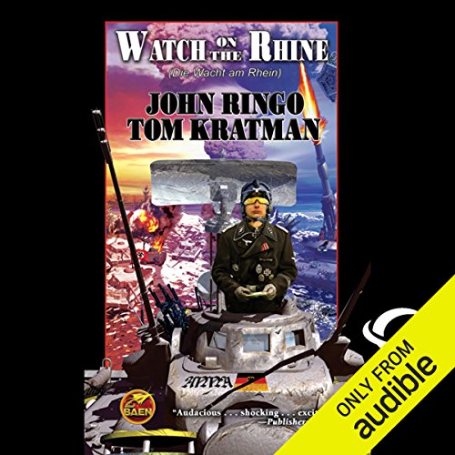 Watch on the Rhine audiobook cover art
