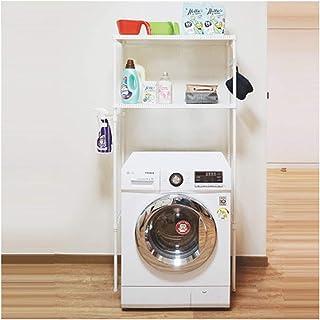 KOKOF Étagère de salle de bain pour machine à laver Rack de rangement et de finition de salle de marchandises multicouche ...