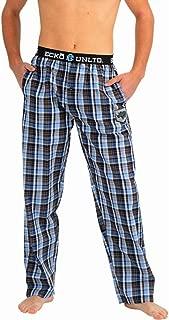 Ecko Unltd. - Mens Cotton Woven Sleep Lounge Pant - Runs 1 Size Small