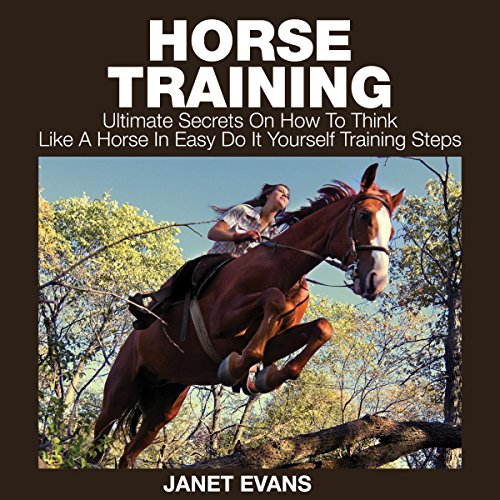 Horse Training audiobook cover art