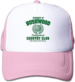 451a16e0f53d5 KLSMM Bushwood Country Club Caddyshack Trucker Mesh Hat Adjustable Cool Caps