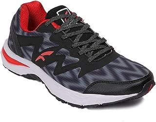 FURO by Redchief Men's Red Running Shoes-9 UK (44 EU) (R1021 245_9)