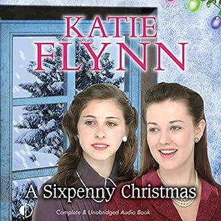 A Sixpenny Christmas cover art