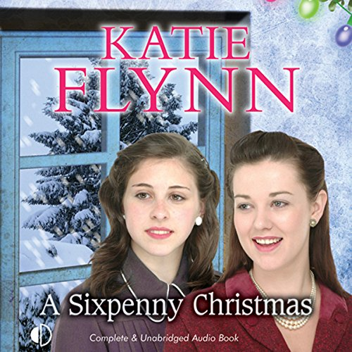 A Sixpenny Christmas cover art