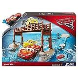 Disney Pixar Cars 3 Fireball Beach Pier Splash Racers Beach Blast Race Playset
