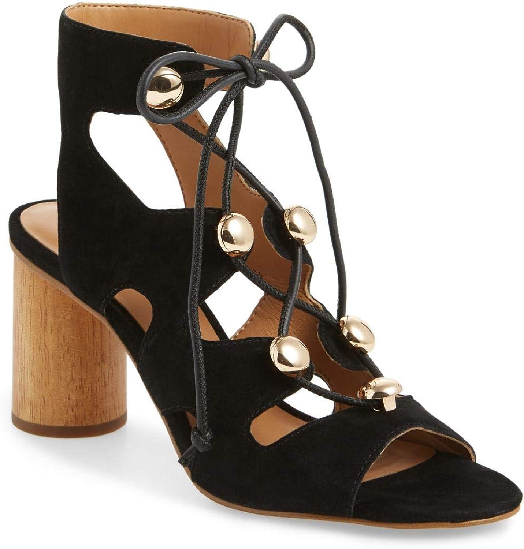 Rebecca Minkoff Womens Adiv Open Toe Special Occasion Strappy Sandals