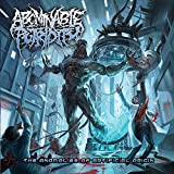 Songtexte von Abominable Putridity - The Anomalies of Artificial Origin