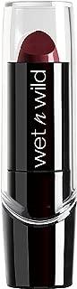 Wet n Wild Silk Finish Lipstick, Black Orchid [535D] 0.13 oz (Pack of 2)