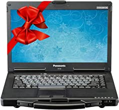 "Panasonic Toughbook CF-53 Laptop PC, 14"" HD Display, Intel i5-2520M 2.5GHz, 16GB RAM, 1TB SSD, Windows 10 (Renewed)"
