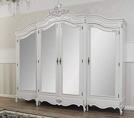 simone guarracino luxury design barock kleiderschrank