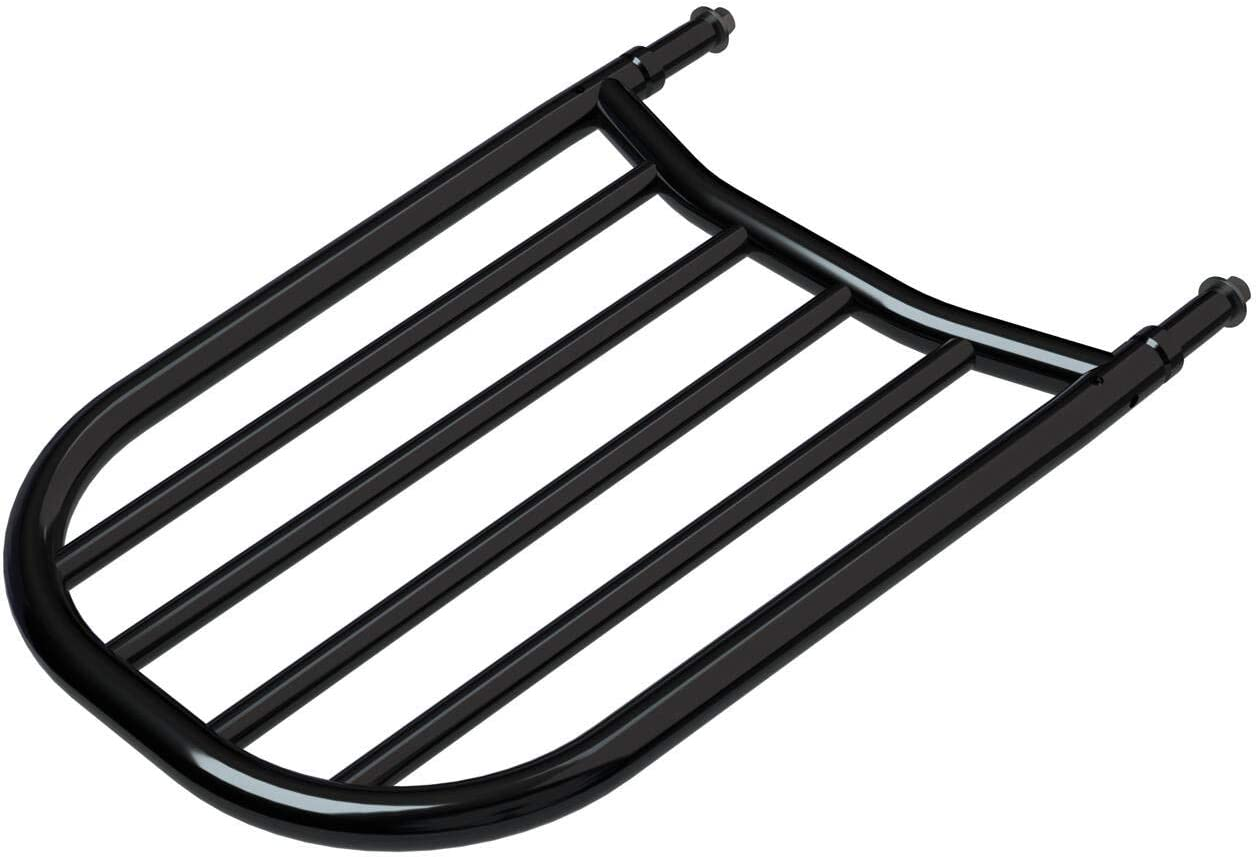 Indian Motorcycle Sissy Bar Luggage - 2880955- Rack Gloss Great interest Black Large-scale sale