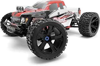 Exceed-RC Team Energy R8MT 1/8 Scale Brushless Powered Ready to Run Racing Monster Truck Dimension GT3X AFHDS 2.4ghz 3 Channel Radio System